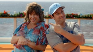 "Adam Sandler in ""Jack and Jill"". (Via news.com.au)"