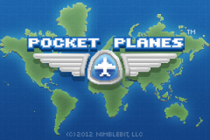 Pocket Planes - Title Screen