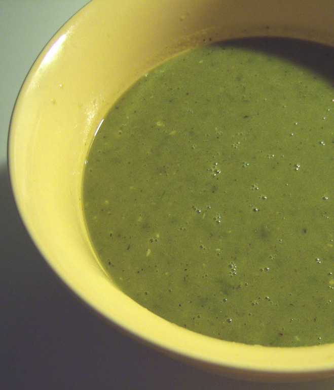 L&S_Soup of the split pea variety