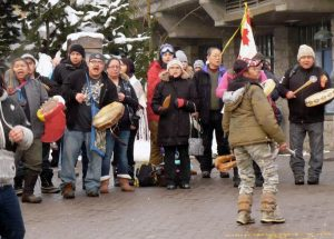 Opinions Idle no more 1