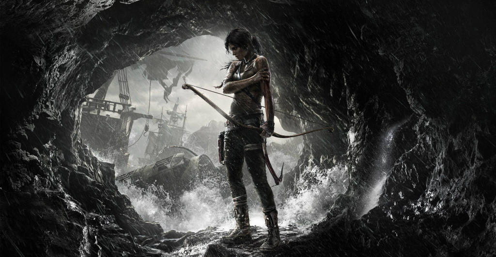 ARTS_ GAMES Tomb Raider