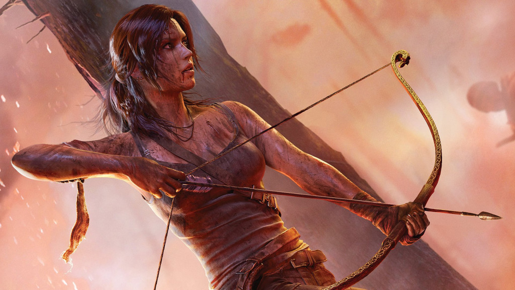 ARTS_Tomb Raider