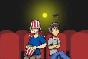 Opinions- Movie and TV refrences 1