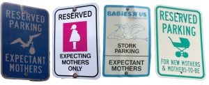 Opinions_Mothers Parking Spots