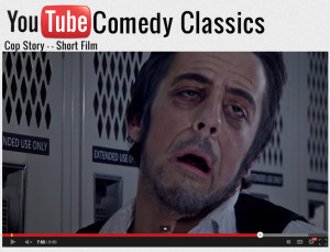 Youtube Comedy Classics - cop story