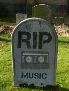 Opinions_music dead