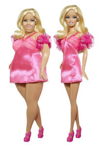 Opinions_Plus sized barbie