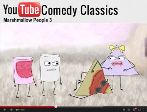 Youtube comedy_Marshmallow people 3