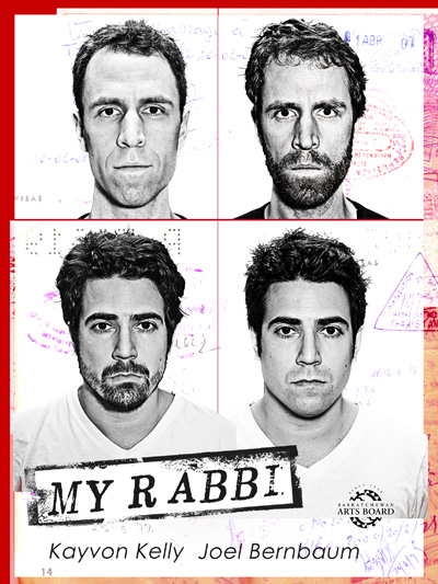ARTS_My Rabbi poster