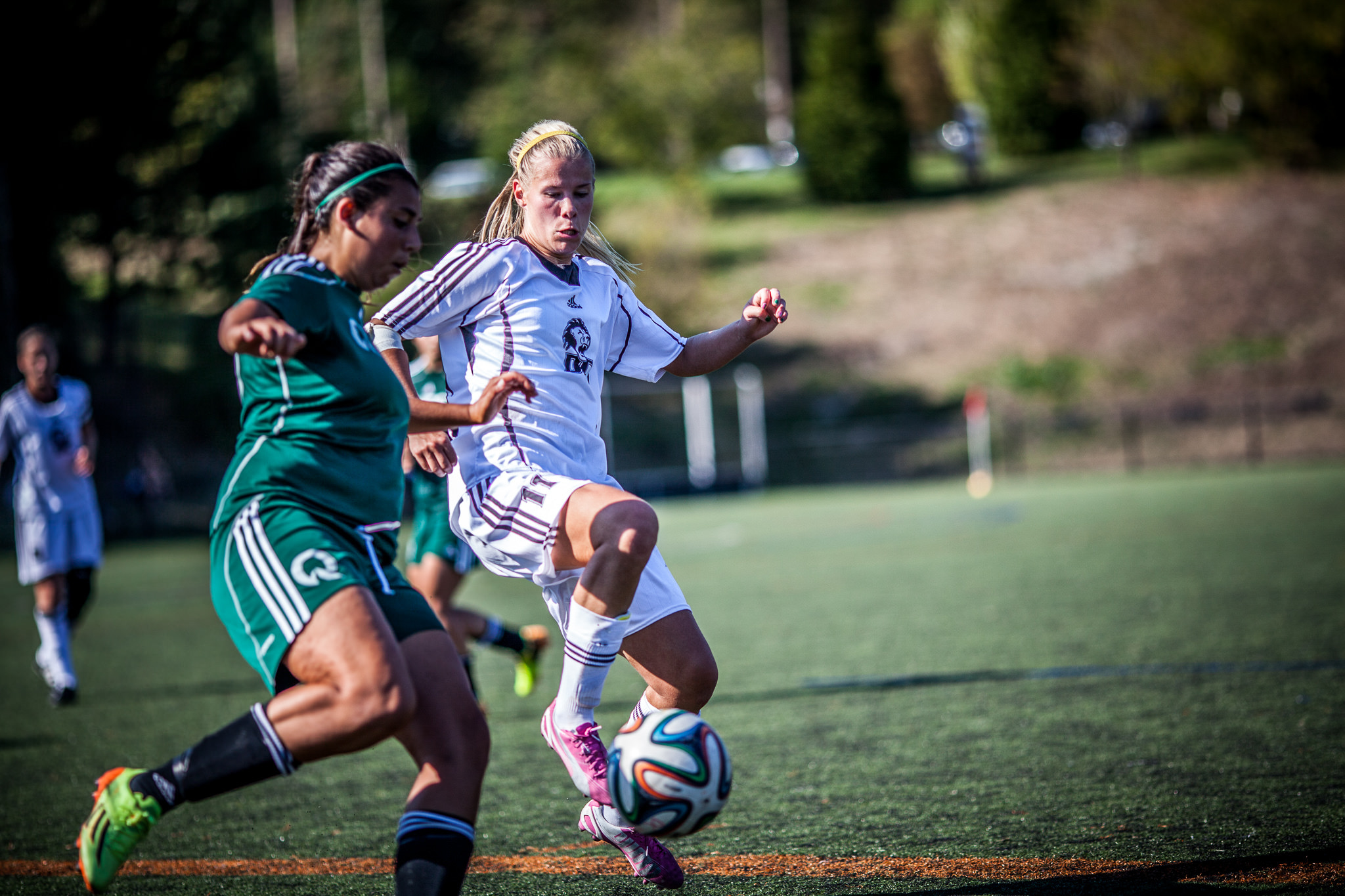 Campus Life and Athletics flickr (photo from 2014 soccer season)
