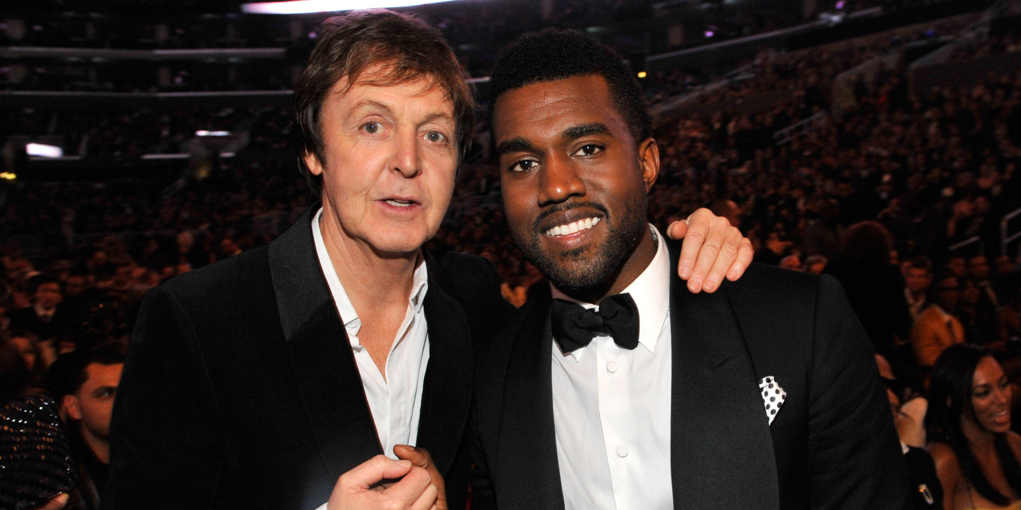 51st Annual GRAMMY Awards - Backstage and Audience