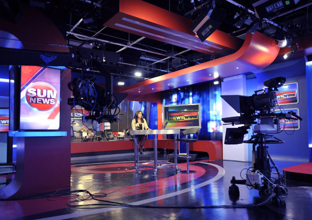 Sun News Network goes off the air – The Other Press