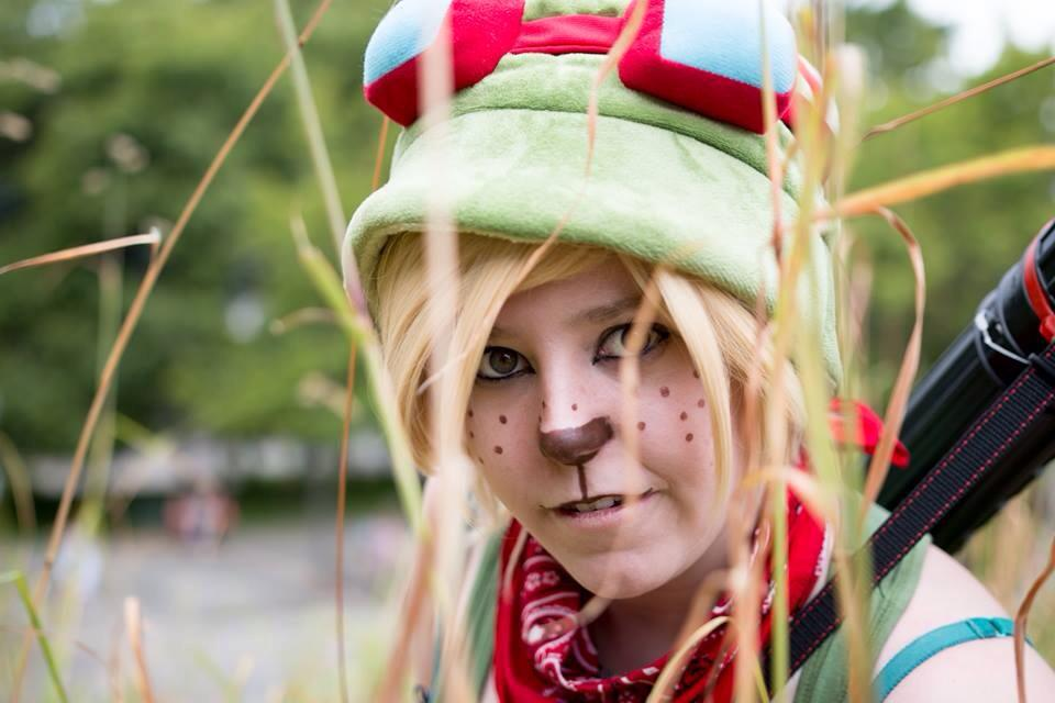 Photo of Jesse Knight as Teemo (League of Legends). Photo by Terryis  sc 1 st  The Other Press & Cosplay in the community u2013 The Other Press