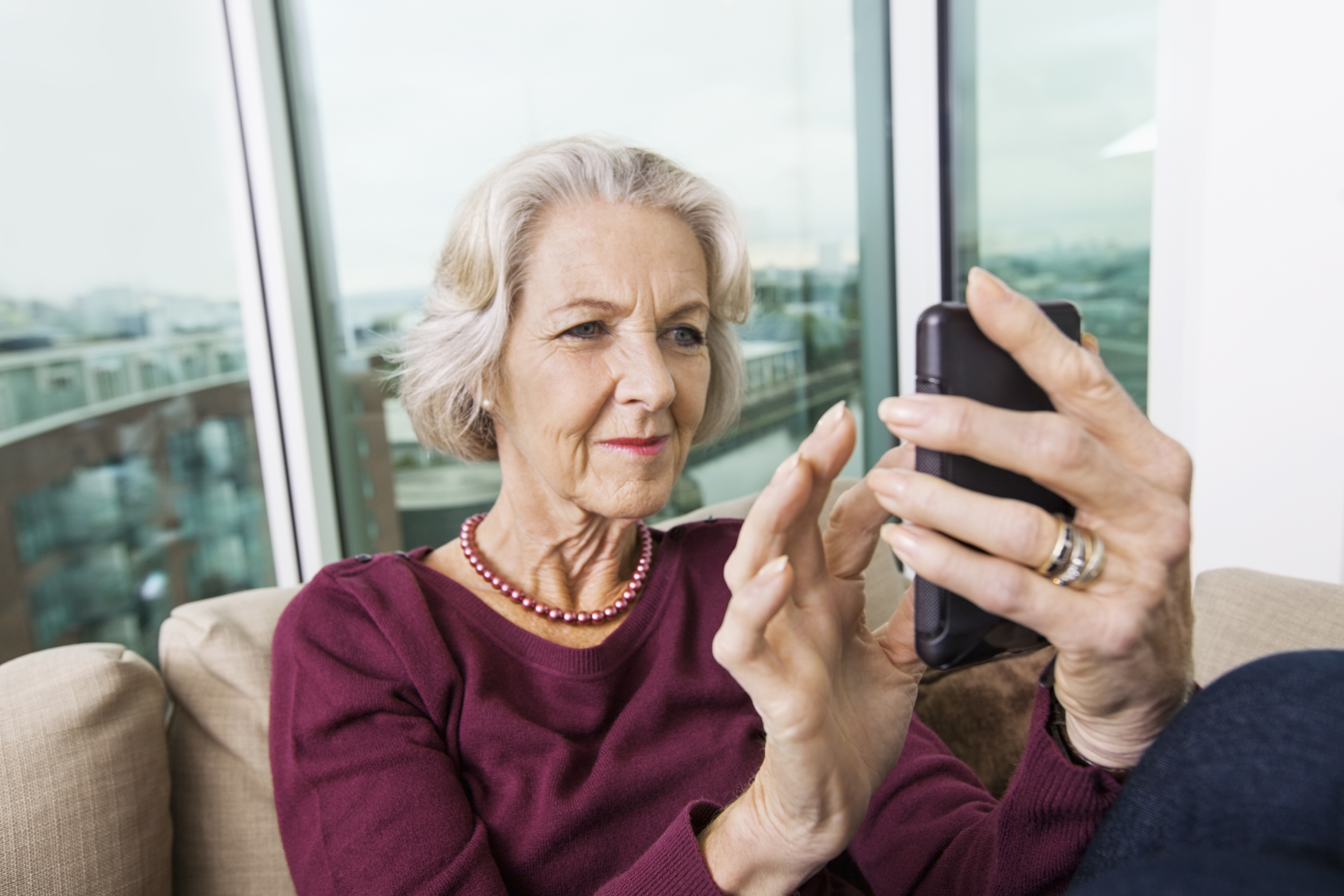 tinder for older people