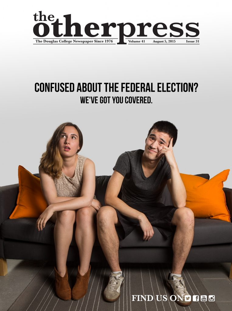 Fedral Election Cover