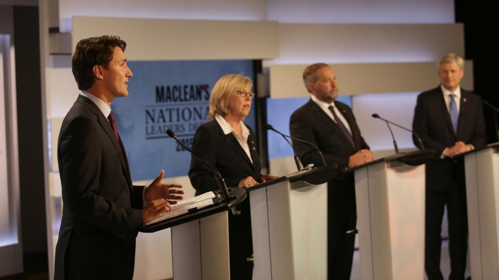 Photo from MacLeans