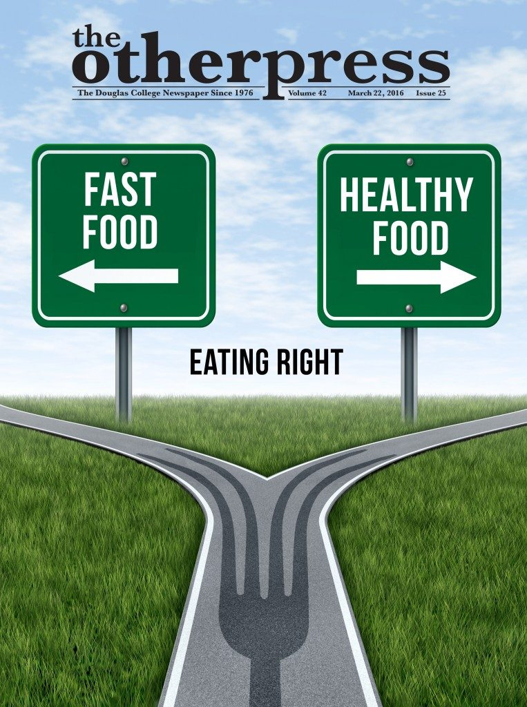 Eating right cover