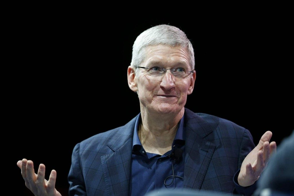 Photo of Apple CEO Tim Cook via http://www.igyaan.in