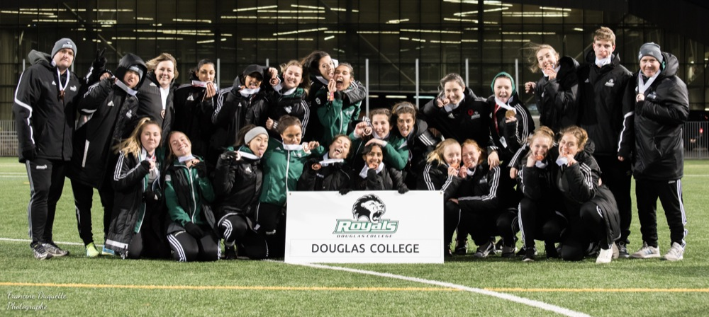 Photo provided by Douglas College