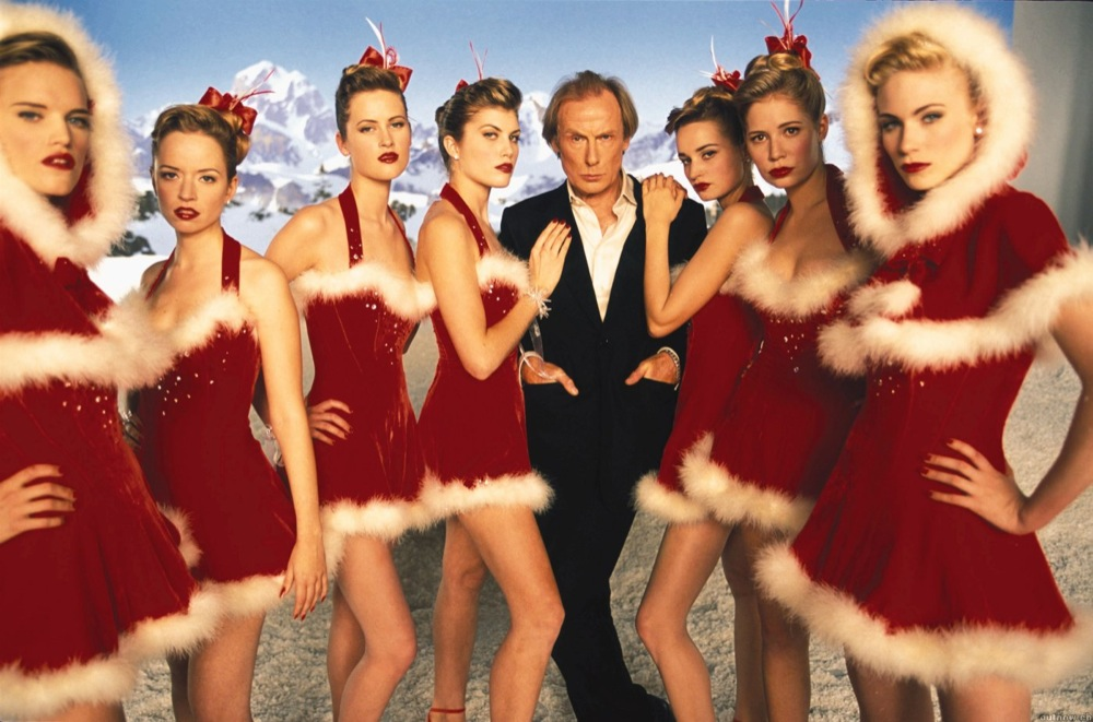 Screenshot from Love, Actually