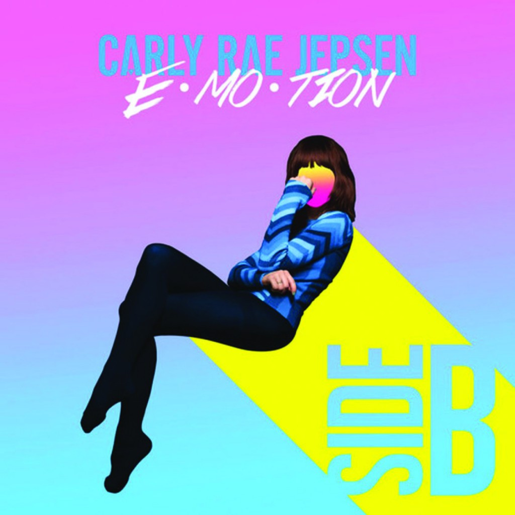 Cover of E•MO•TION: Side B