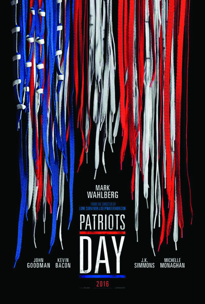 Poster for 'Patriots Day'