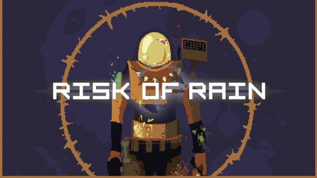 'Risk of Rain' promotional image