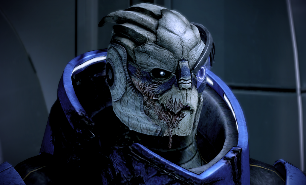 Screenshot from Mass effect 4