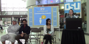 Image via Douglas Student's Union via YouTube