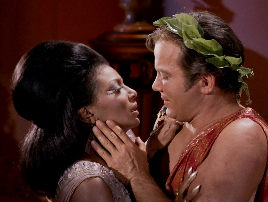 Screenshot from Star Trek