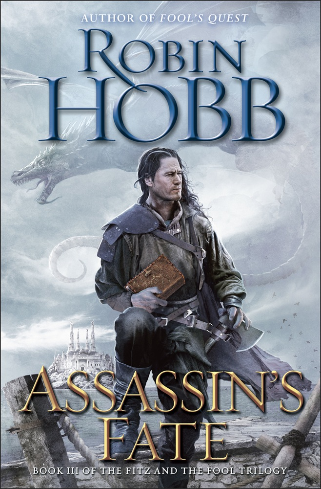 'Assassin's Fate' cover