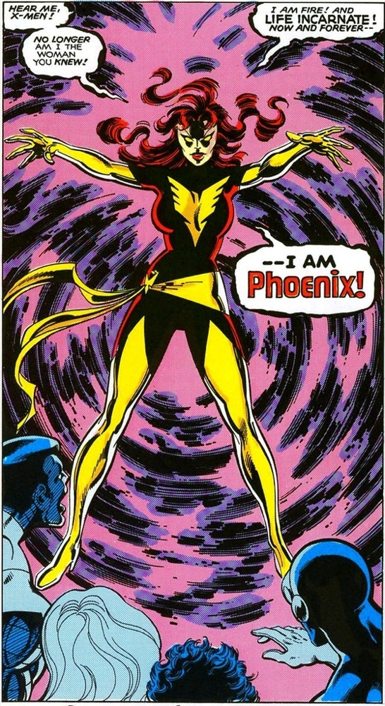 Panel art by John Byrne
