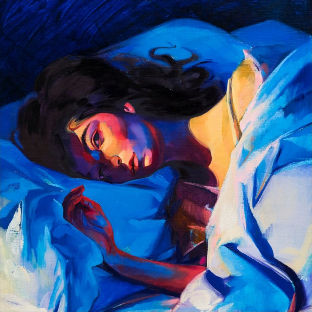 Melodrama by Lorde album art