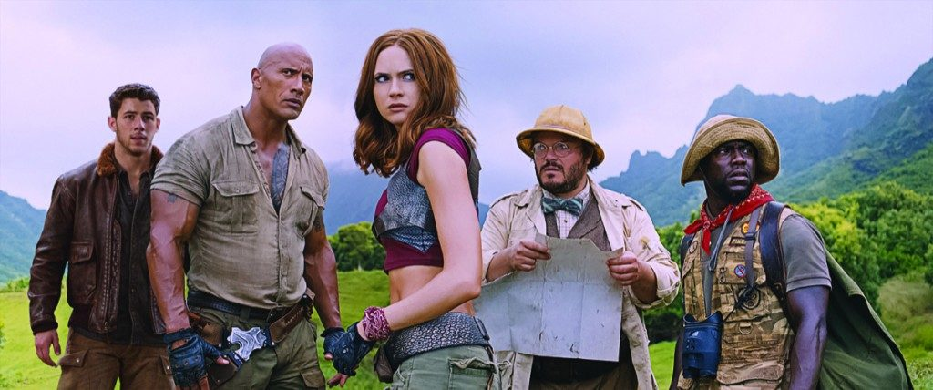 Photo from 'Jumanji: Welcome to the Jungle'
