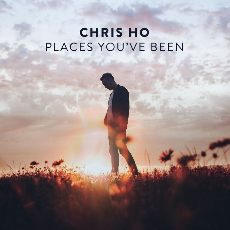 Album Cover 'Places You've Been' by Chris Ho
