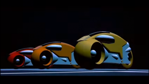 Screenshot of 'Tron' via Disney