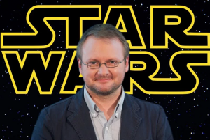 Photo of Rian Johnson via Starwarsnewsnet.com