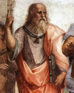 Image of Plato via laphamsquarterly.org