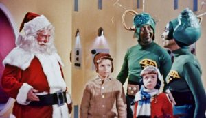 Still of 'Santa Claus Conquers the Martians' via amazon.com