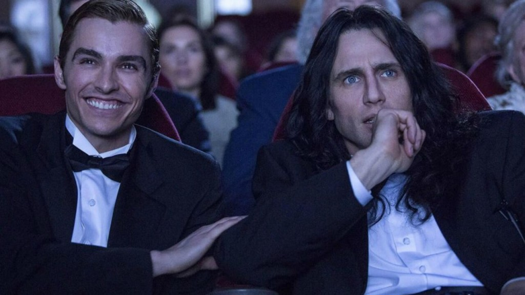 Promotional image for 'The Disaster Artist'