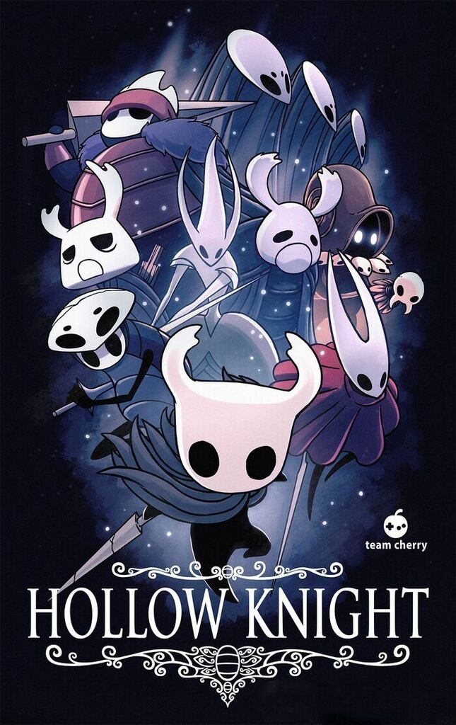Cover of 'Hollow Knight'