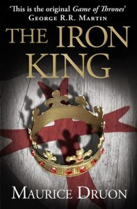 Cover of 'The Iron King'