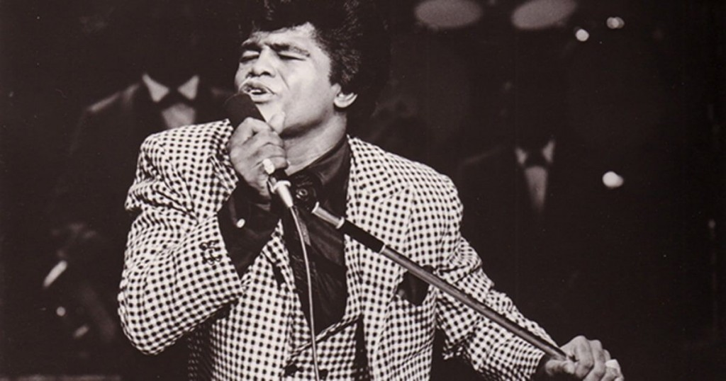 Photo of James Brown via wennermedia.com