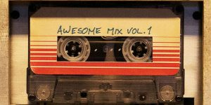 Cover of 'Guardians of the Galaxy: Awesome Mix Vol. 1'