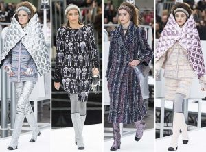 Photos of Chanel runway via vfashionworld.com