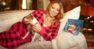Photo of Mariah Carey via 'Rolling Stone'