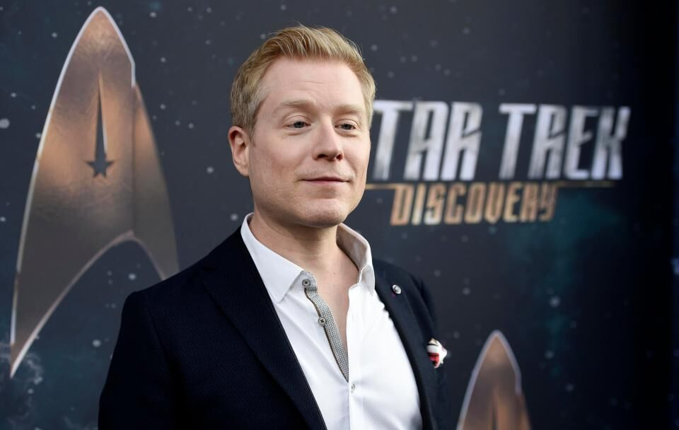 Photo of Anthony Rapp via thesun.co.uk