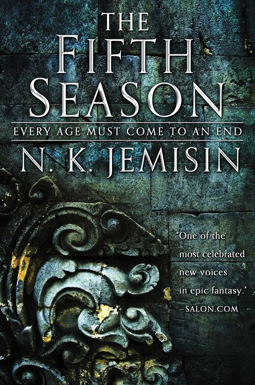 Cover of 'The Fifth Season' by N. K. Jemisin