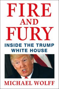 Cover of 'Fire and Fury' via Amazon
