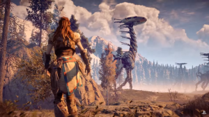 Promotional image for 'Horizon: Zero Dawn'
